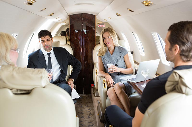 Business Jet Charters Houston