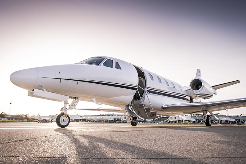 Executive Jet Charters in Houston