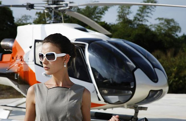 Helicopter Charters in Houston