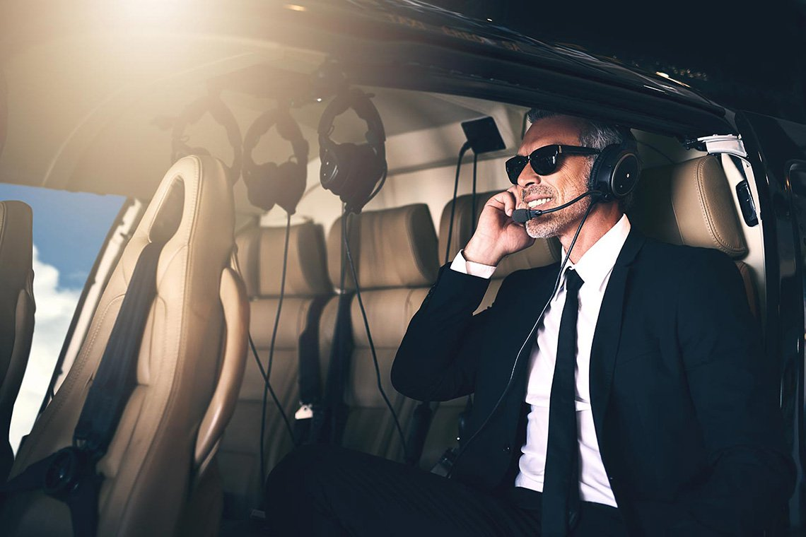 Executive Helicopter Charters Sugar Land