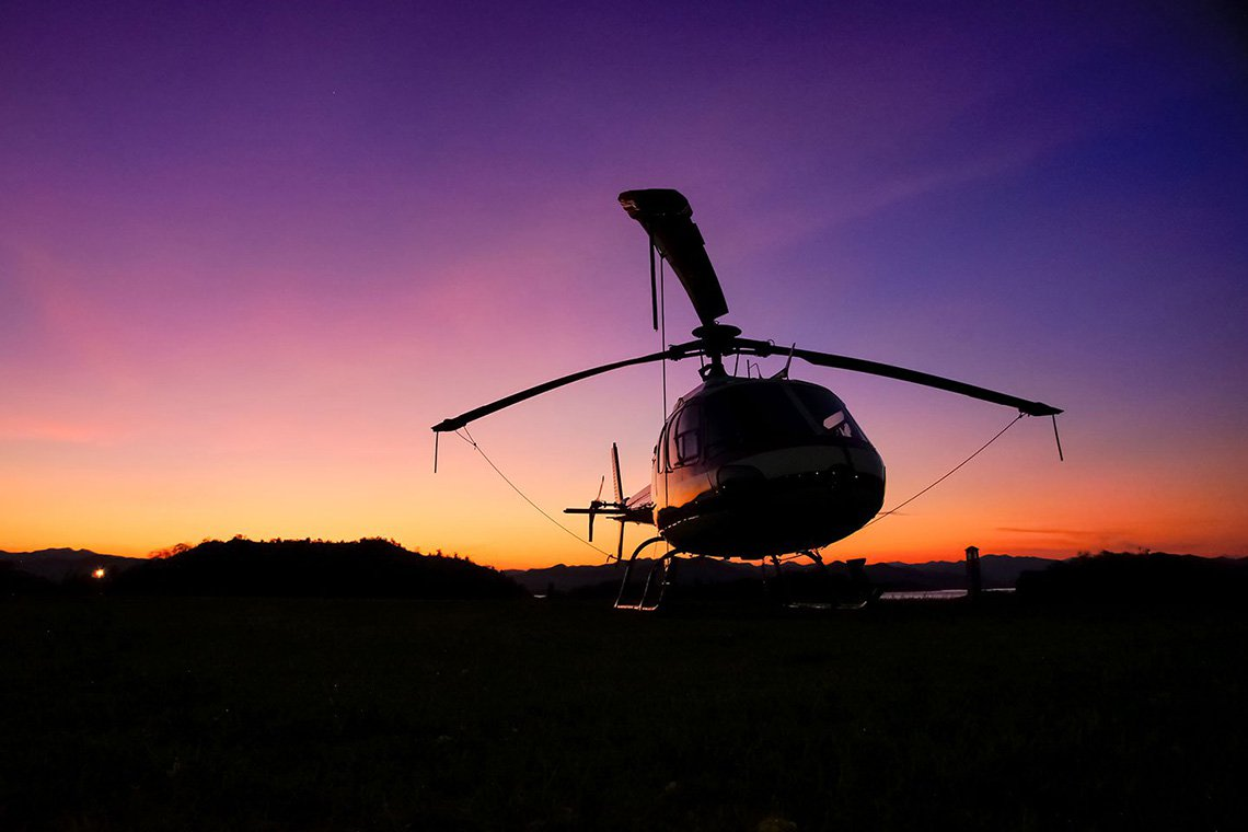 Houston Helicopter Charters