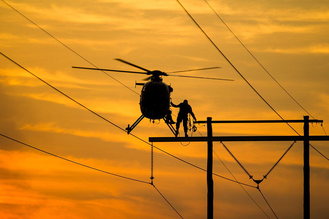 Utility Helicopter Charters Sugar Land